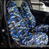 Honda Kılıfı kamuflaj – Mavi 100x100 - Honda Servis Kılıfı kamuflaj – Mavi