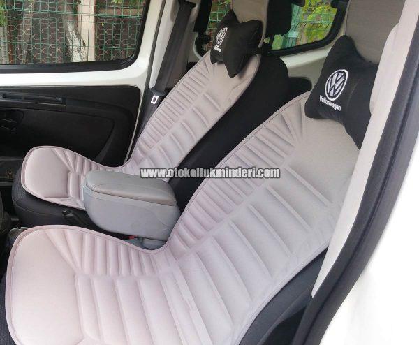 Volkswagen Amarok oto koltuk minderi 600x494 - Volkswagen Amarok Oto koltuk minderi - Gri & Yastıklı