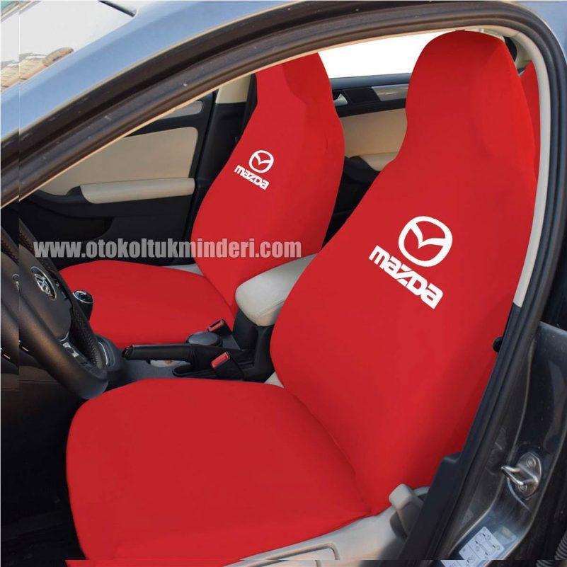 mazda ön kırmızı 801x801 - Mazda Servis Kılıfı - Kırmızı