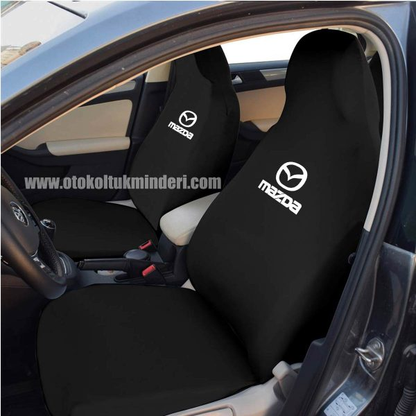 mazda servis kılıfı on 600x600 - Mazda Servis Kılıfı - Siyah
