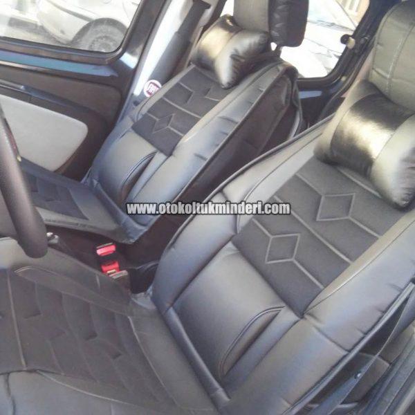 oto koltuk minderi 3lü lüks 600x600 - Oto Koltuk Minderi Lüks 3lü - Siyah yastıklı
