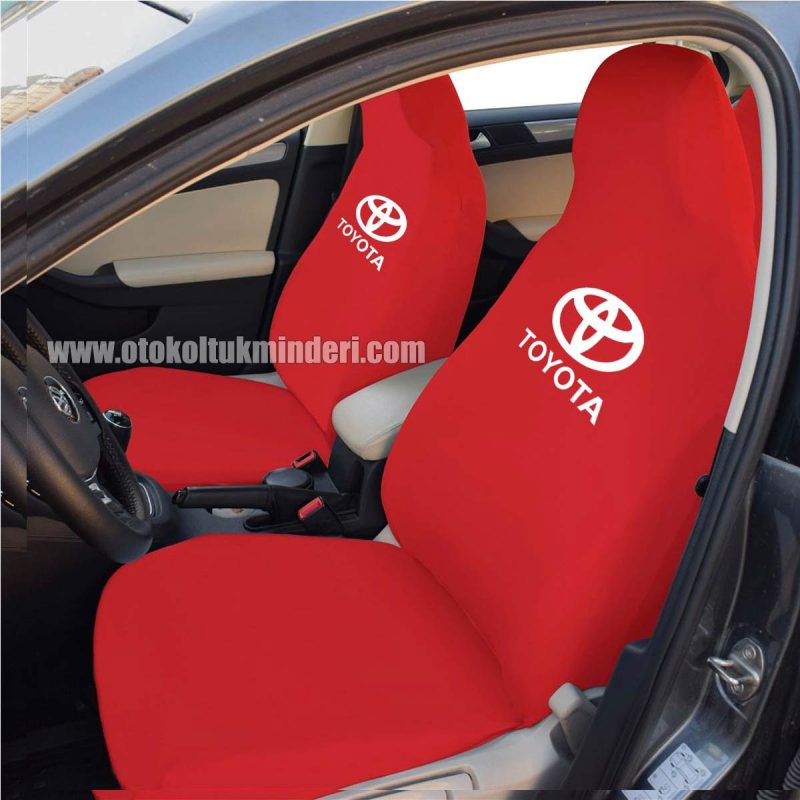 toyota ön 1 800x800 - Toyota Servis Kılıfı - Kırmızı
