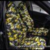 Toyota Servis Kılıfı kamuflaj – Sarı