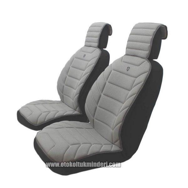 audi koltuk minderi kılıfı ortopedik acik gri 600x600 - Audi koltuk minderi - Açık gri