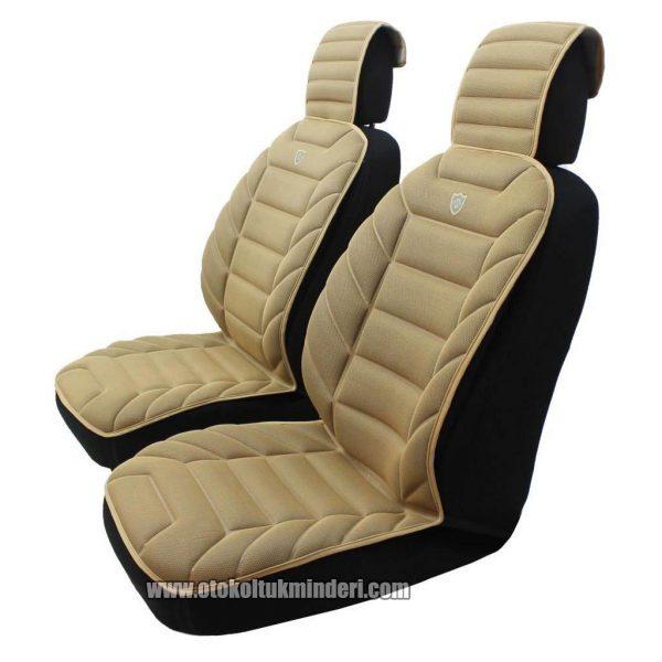 audi koltuk minderi kılıfı ortopedik bej 600x600 - Audi koltuk minderi - Bej
