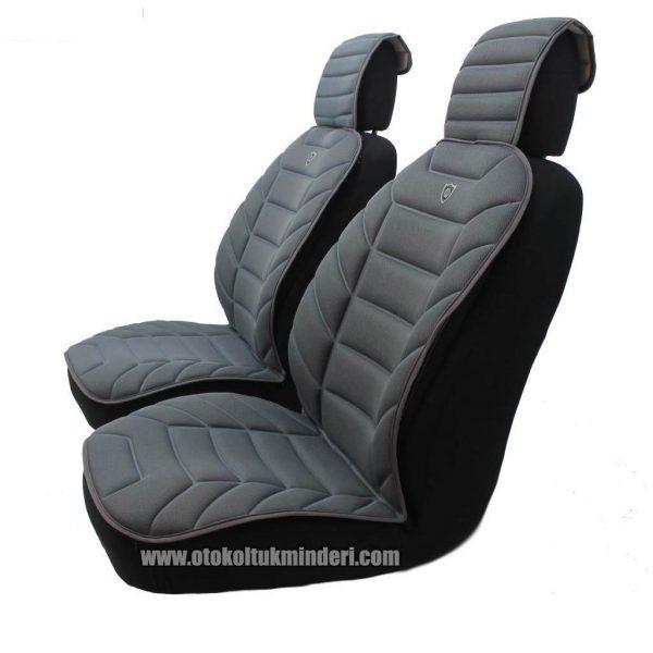 audi koltuk minderi kılıfı ortopedik koyu gri 600x600 - Audi koltuk minderi - Koyu gri