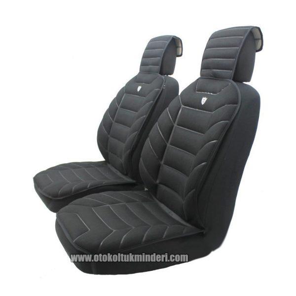 audi koltuk minderi kılıfı ortopedik siyah 600x600 - Audi koltuk minderi - Siyah