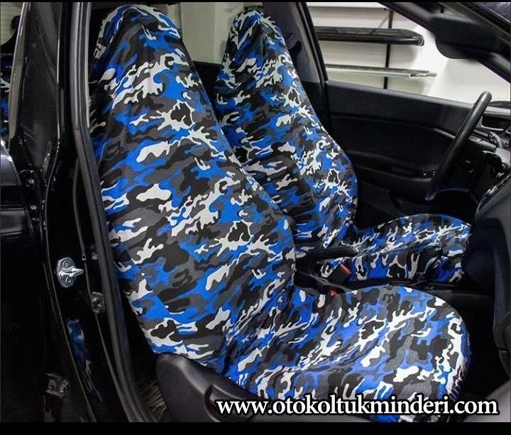 oto koltuk kılıfı mavi