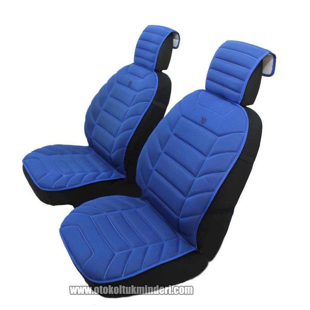 Skoda koltuk minderi – mavi