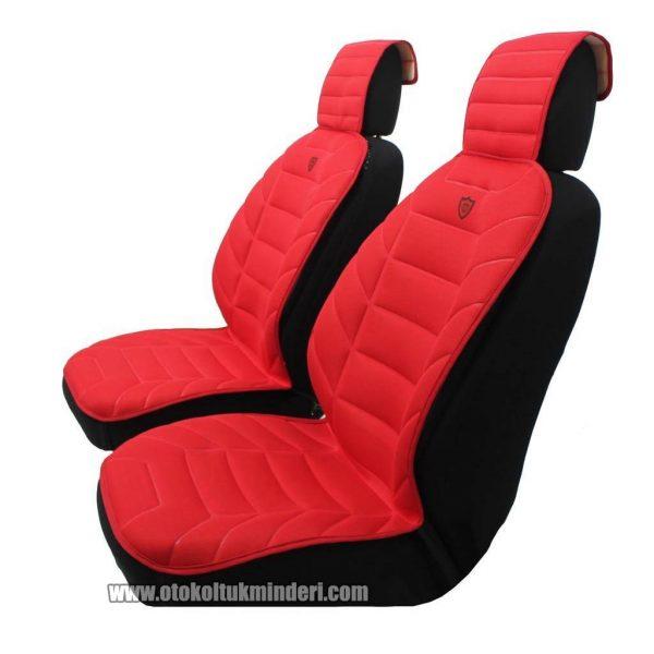 Toyota koltuk minderi Kırmızı 600x600 - Toyota koltuk minderi - Kırmızı