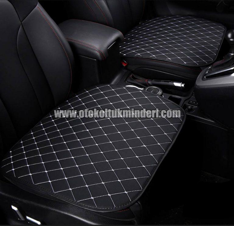 Fiat koltuk minderi full set 768x740 - Fiat Oto Koltuk minderi Serme Deri - Siyah Beyaz