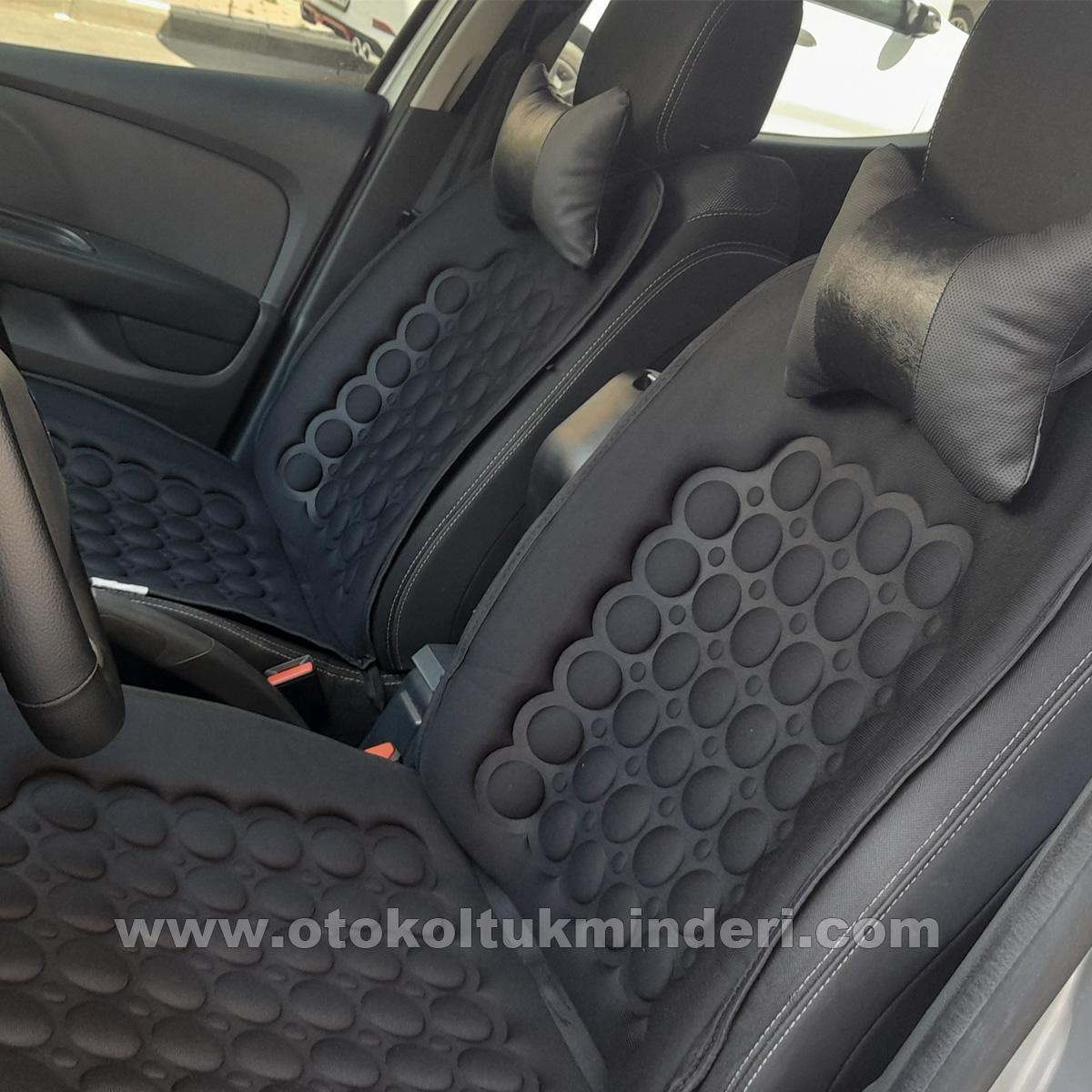Dacia koltuk kılıfı - Dacia uyumlu koltuk minderi